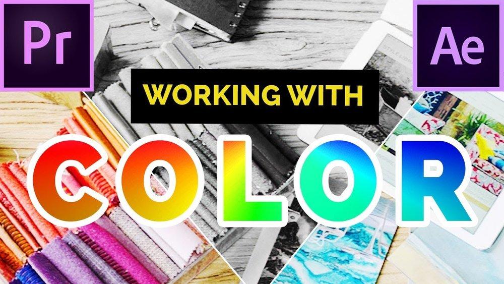 Color — Premiere Bro