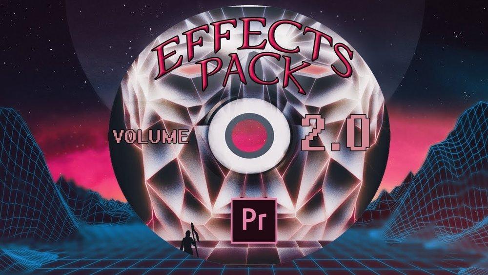Premiere Pro Effects Preset Pack - BerkshireRegion