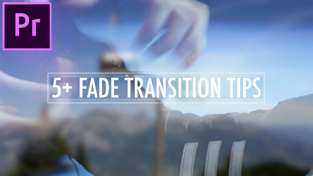 Adobe in a Minute: How to Copy Transitions to Multiple Clips in