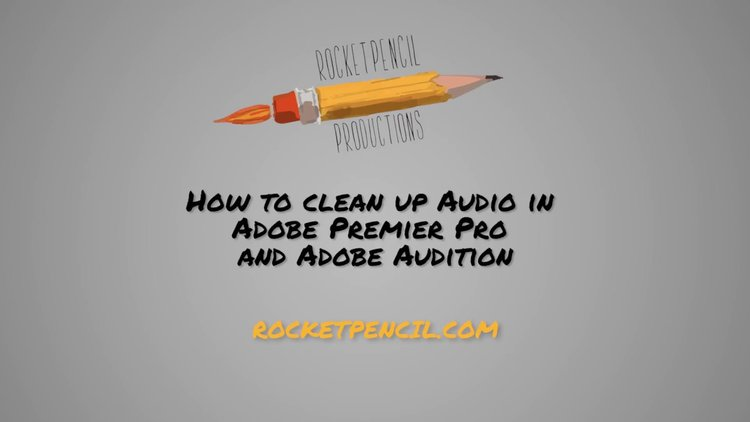 Rocket Pencil Productions: How to Save Multiple Clips from