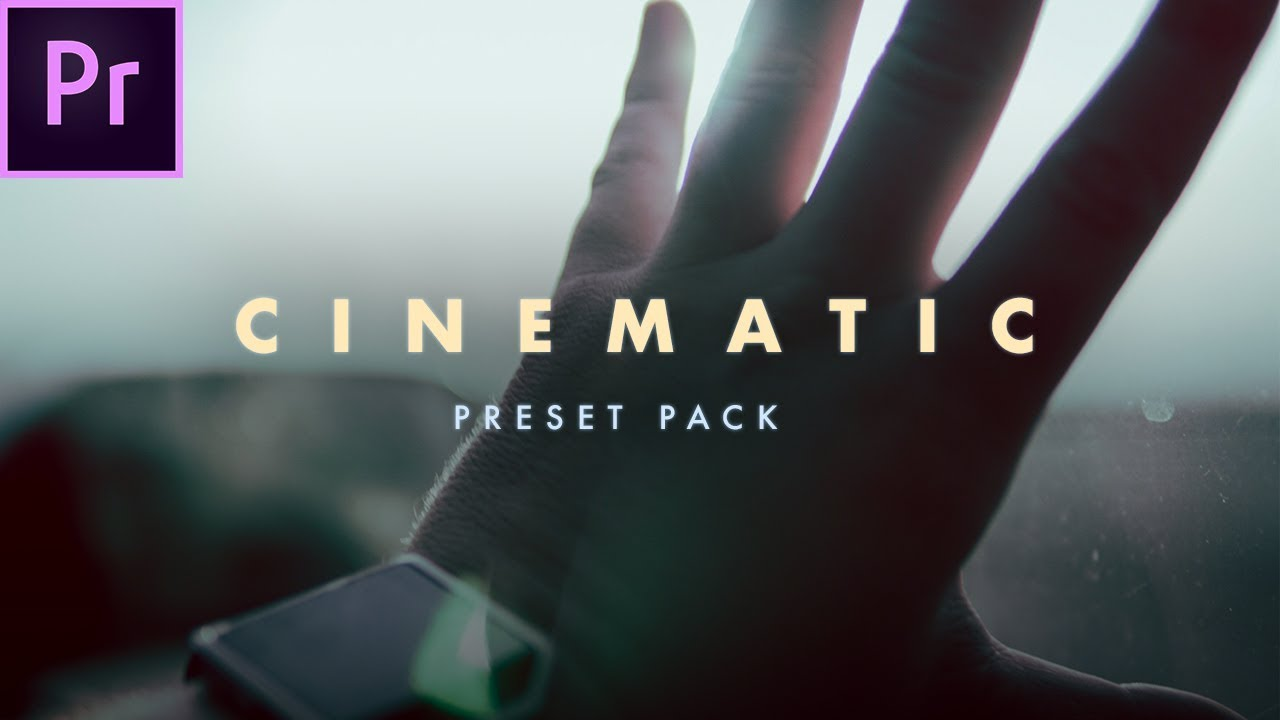Austin Newman: FREE Cinematic Preset Pack for Premiere Pro