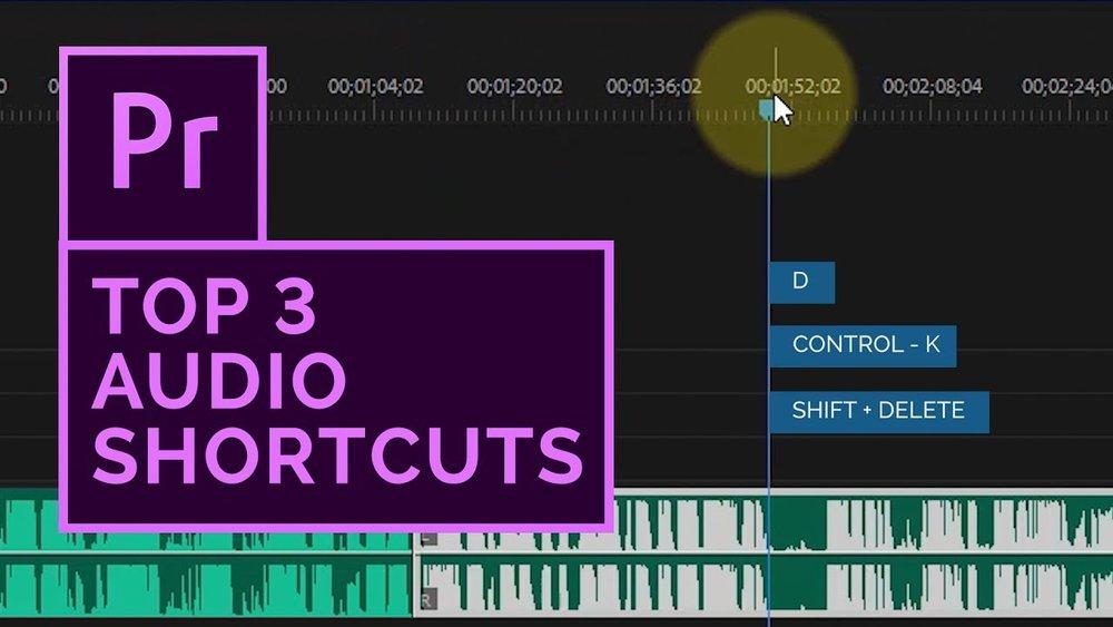 Audio — Premiere Bro