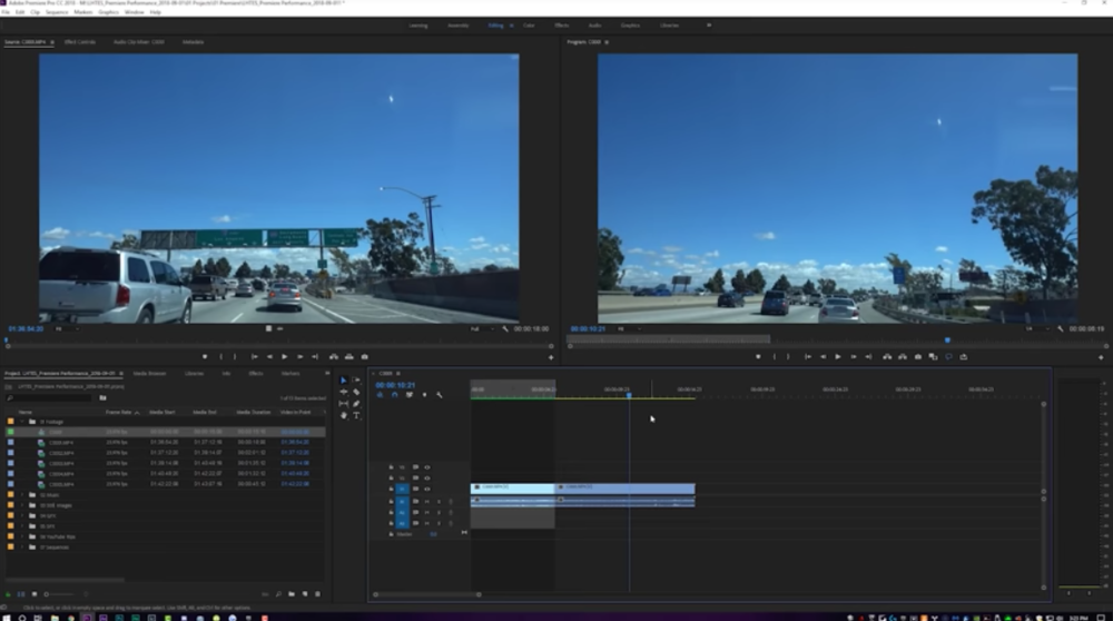 how much ram does adobe premiere pro need