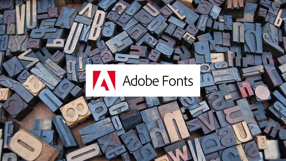 Adobe Fonts 14 000 Free Fonts For Premiere Pro Premiere Bro