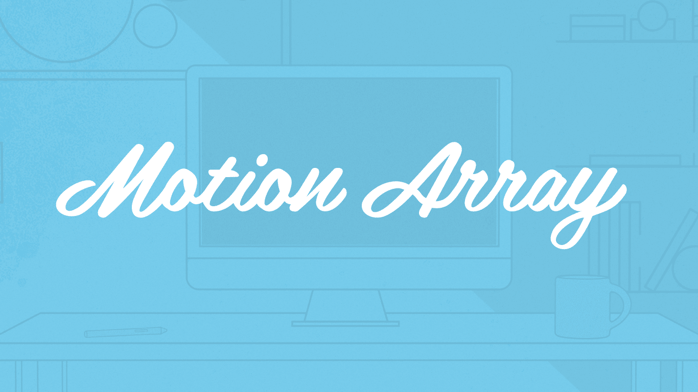 Motion Array Goes Unlimited: Entire Stock Marketplace For Just $16