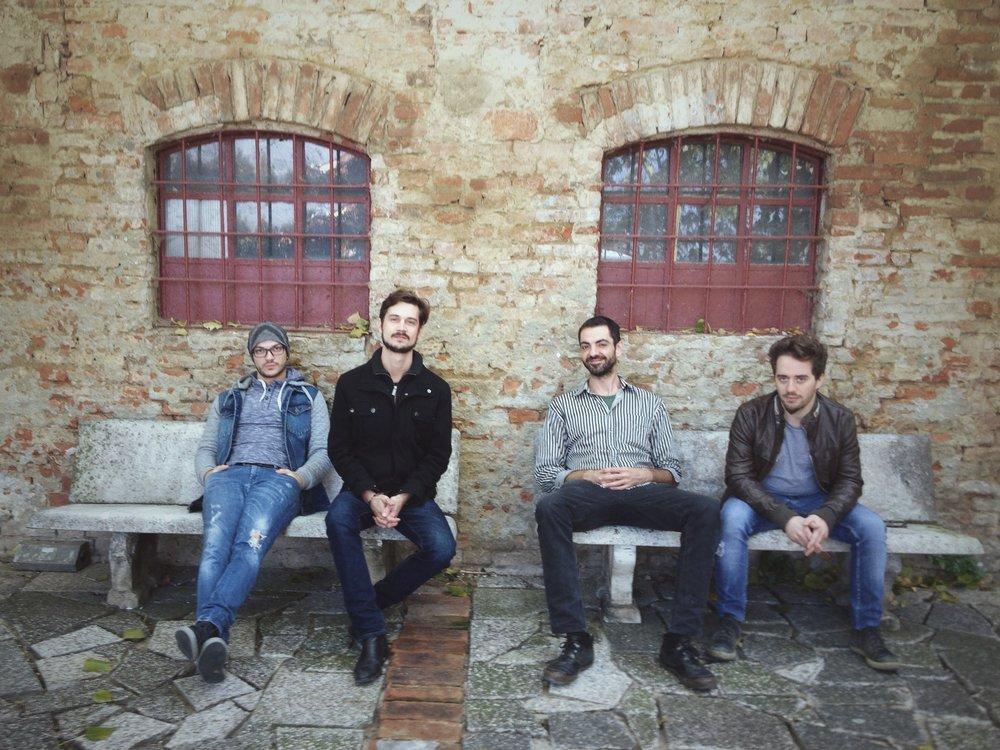 Robby Marshall Italian Quartet - Cremona 2016