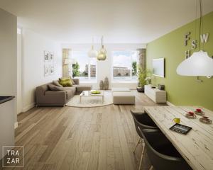interieur impressies — Trazar | Artist Impressions | 3D visualisaties.