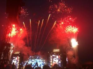 AC/DC gjorde jobben på scenen! (Foto: HB)