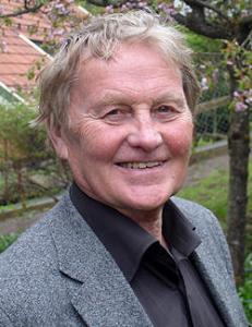 Bilde av Karstein tatt i forbindelse med 70-årsdagen. (Foto: Sven-Åge Svensson
