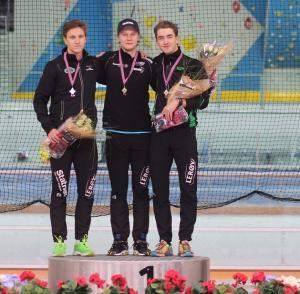 Sølv og bronse til ASK på 500m (foto Jo W)