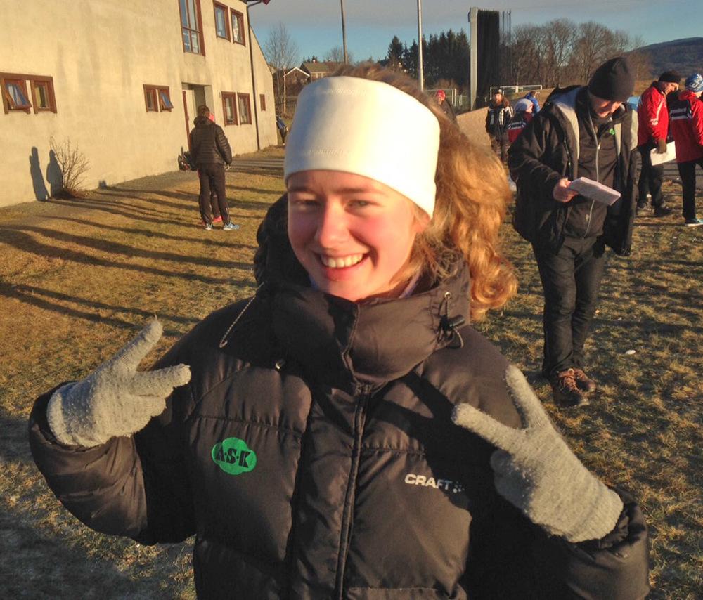 Julie (Foto: Gaute Andresen)