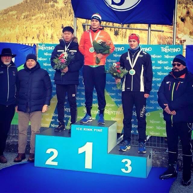 Allan på bronseplass - 3000m