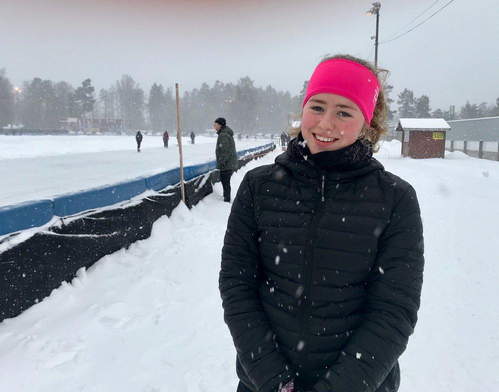 Stigende form for Julie Berg Sjøbrend som greide ett av målene for sesongen