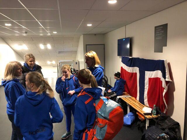«Norway Base Camp» – Senter for koordinering og kommunikasjon