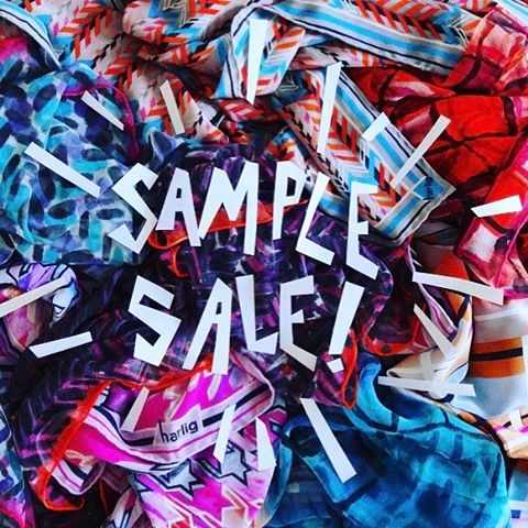 Happy Friday friends! You might just want to check us out online 💻, link in bio.... Harlig's first SAMPLE SALE has landed, up to 70% off & stock is limited! 🎀💜🎀 #HarligLife #HarligHappenings . . . #sale #fashion #samplesale #love #summer #holiday #pattern #colour #British #silk #scarves #scarf #luxury #London #cute #happy #design #textiles