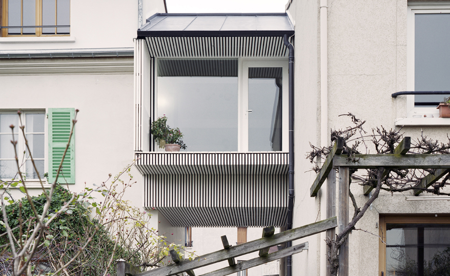 Chambre suspendue | Gentilly
