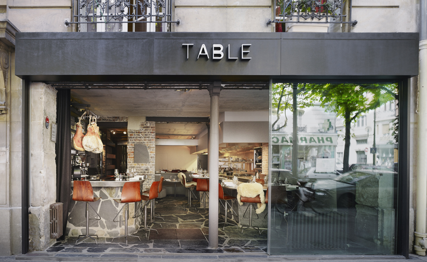 Table restaurant |  Paris
