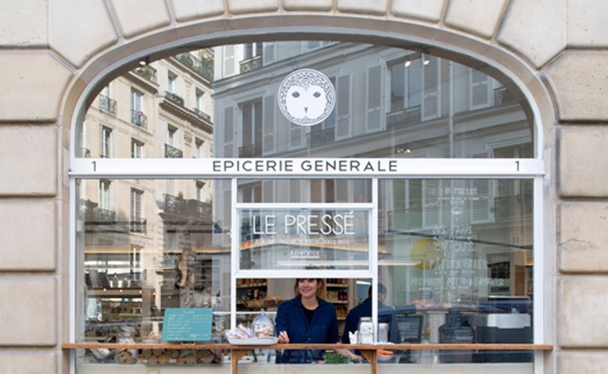 Épicerie générale / Paris