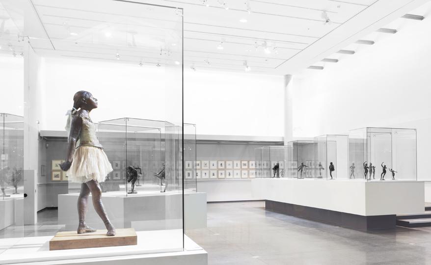 Degas sculpteur |Musée La Piscine de Roubaix