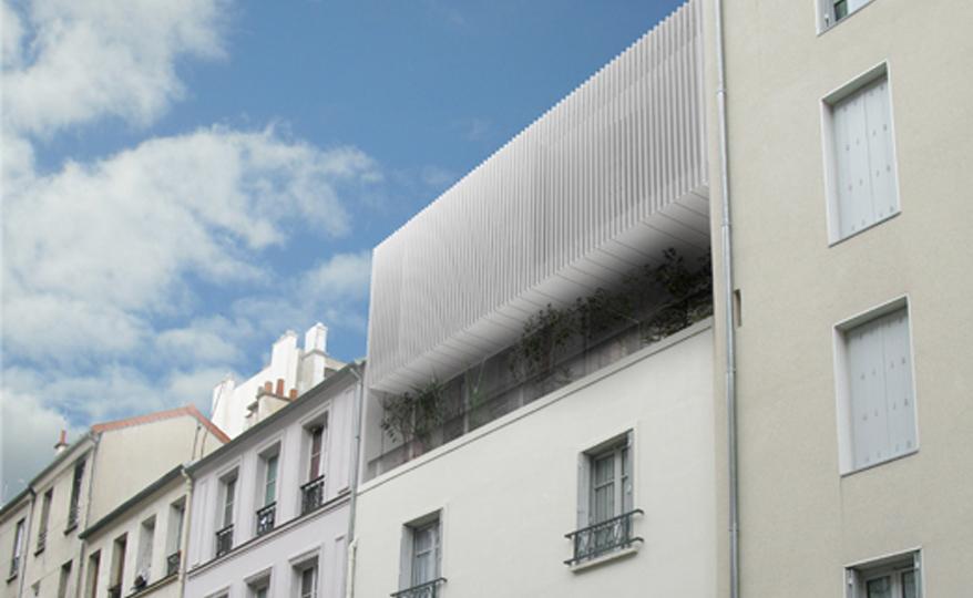 Sur les toits / Recherche & Développement