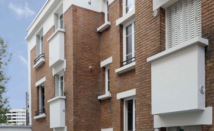 7 Logements - SGIM / Paris
