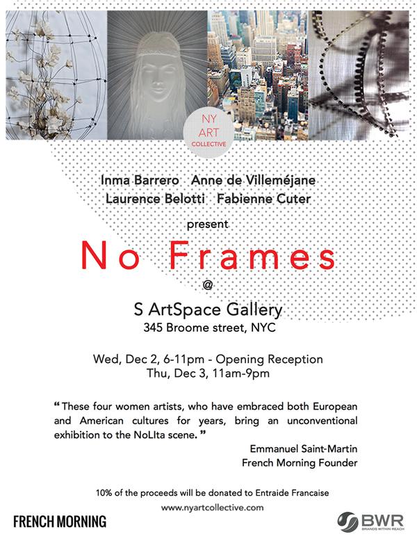 Invitation NY ART COLLECTIVE