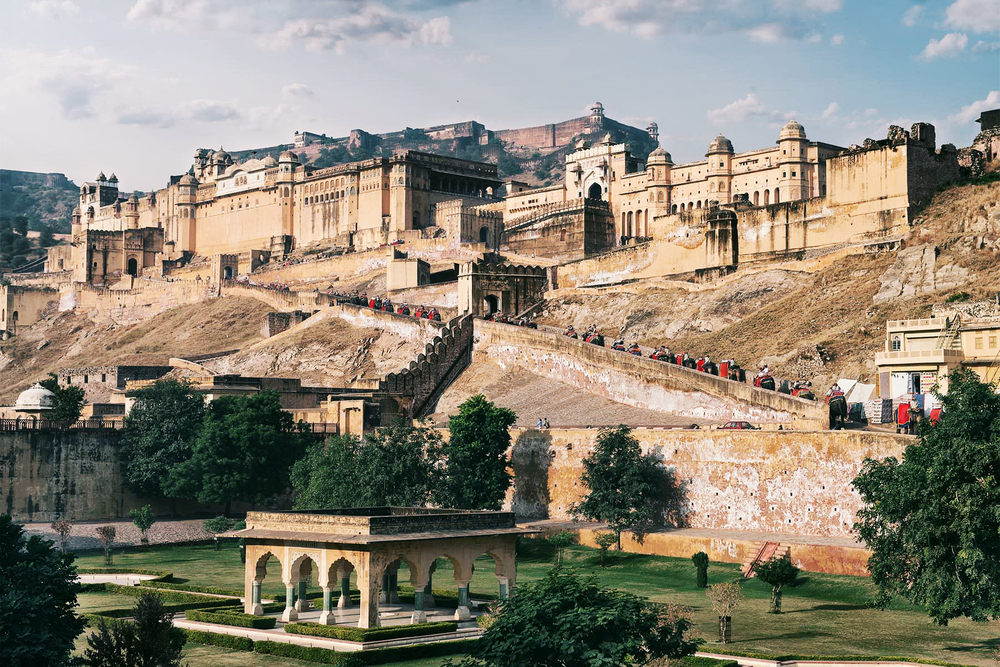 India hotéis e roteiros de viagem