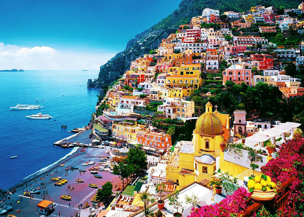 Italia hoteis e roteiros de viagem