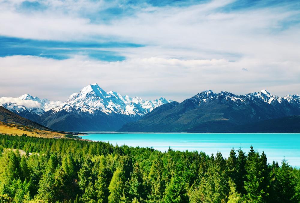 Nova Zelandia hoteis e roteiros de viagem