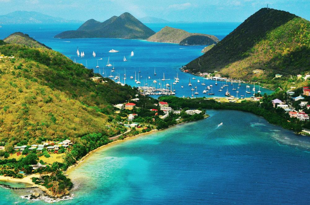 Ilhas Virgens Britânicas</a>