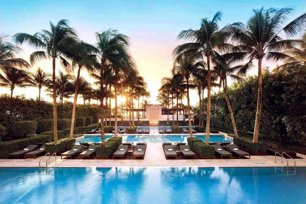 Miami hoteis e roteiros de viagem