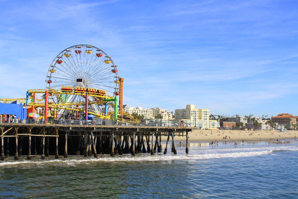 Los Angeles hoteis e roteiros de viagem
