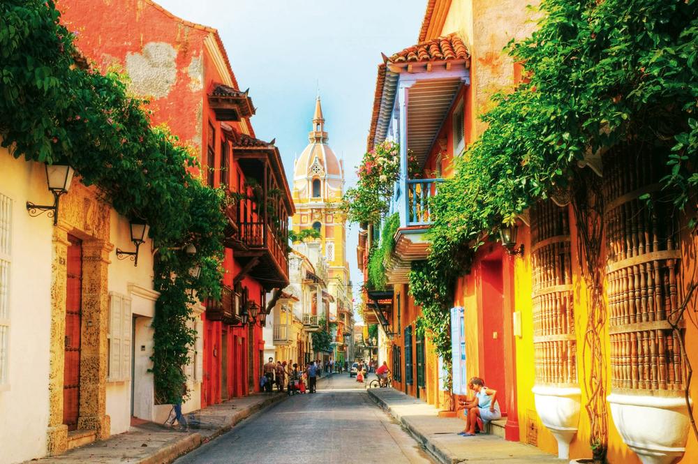 Colombia hotéis e roteiros de viagem