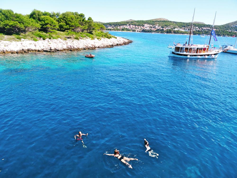 Croacia hoteis, e roteiros de viagem