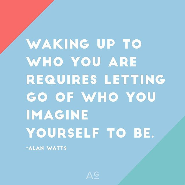 Keep waking up to yourself. . . . . #dothework #process #alanwatts #alanwattsquotes #wakeuptoyourself #embracechange #growth #selfdiscovery #entrepreneur #entrepreneurmindset #entrepreneurlife