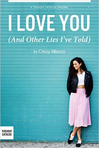 Have you ever been so low that you cried while eating a sandwich, or so high that you bought three pizzas and got into a stranger's van? No? Live those ugly truths (and several pretty hilarious lies) vicariously through a compilation of Crissy Milazzo's best essays.