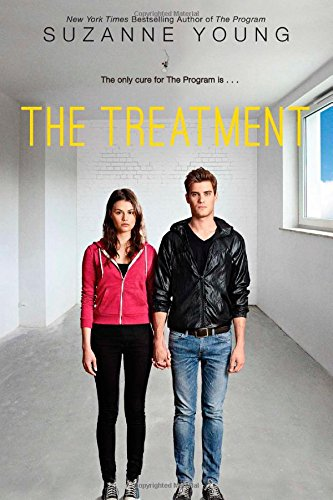 """Can Sloane and James survive the lies and secrets surrounding them, or will The Program claim them in the end? Find out in this sequel to  The Program , which  Publishers Weekly  called """"chilling and suspenseful.""""  How do you stop an epidemic?  Sloane and James are on the run after barely surviving the suicide epidemic and The Program. But they're not out of danger. Huge pieces of their memories are still missing, and although Sloane and James have found their way back to each other, The Program isn't ready to let them go.  Escaping with a group of troubled rebels, Sloane and James will have to figure out who they can trust, and how to take down The Program. But for as far as they've come, there's still a lot Sloane and James can't remember. The key to unlocking their past lies with the Treatment—a pill that can bring back forgotten memories, but at a high cost. And there's only one dose.  Ultimately when the stakes are at their highest, can Sloane and James survive the many lies and secrets surrounding them, or will The Program claim them in the end?"""