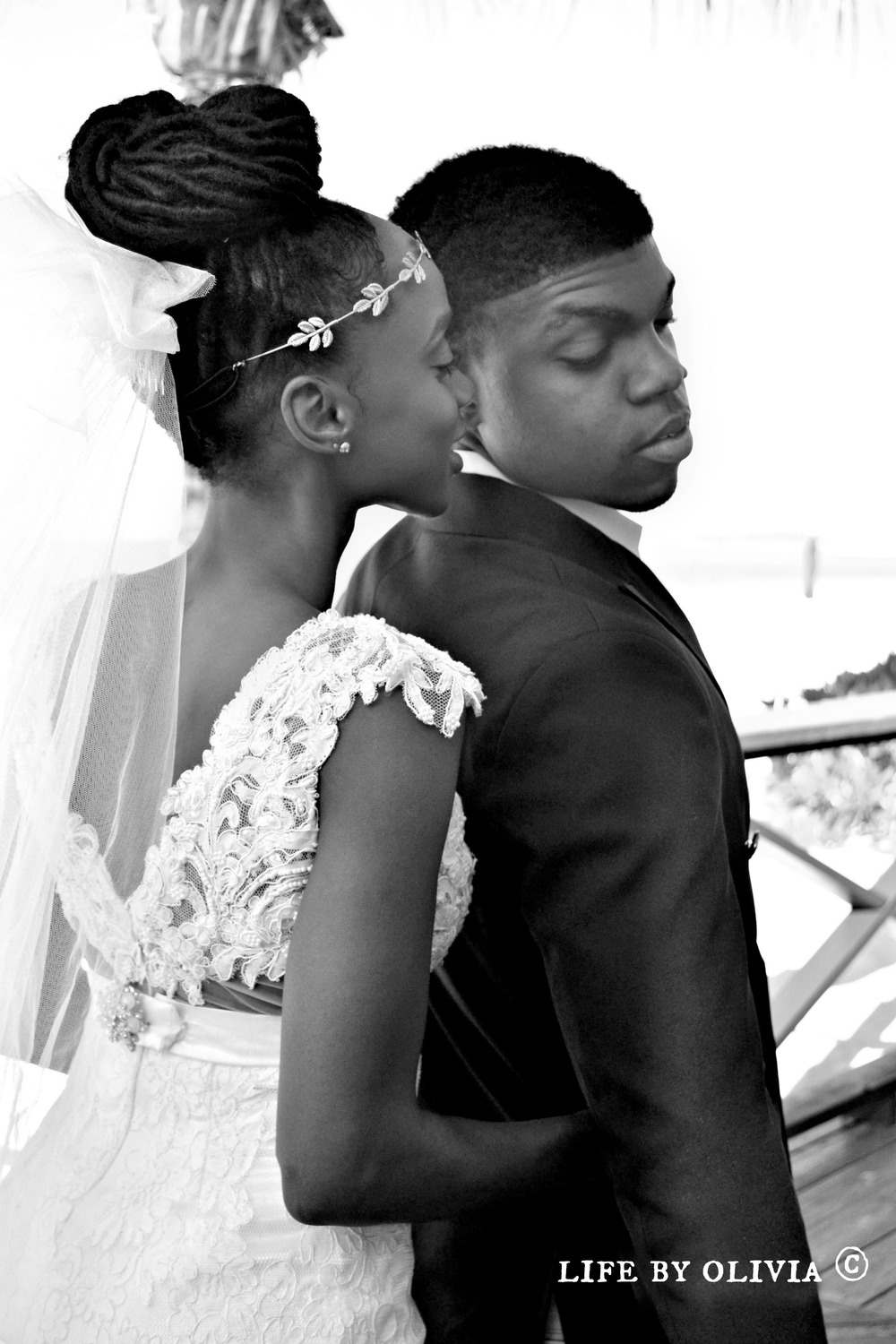 I had the privilege of shooting Cameron & Tanishka Parker's wedding in Abaco on 7th November. I loved how they took charge of their own day and had fun with it. They came up with a lot of their poses in the spirit of the moment and brought a lot of energy. I saw genuine happiness in both of them, wish them nothing but the best going forward and thank them for allowing me to be a part of something so amazing! Out of respect for privacy this is not all of the photos but just a little bit of their love!