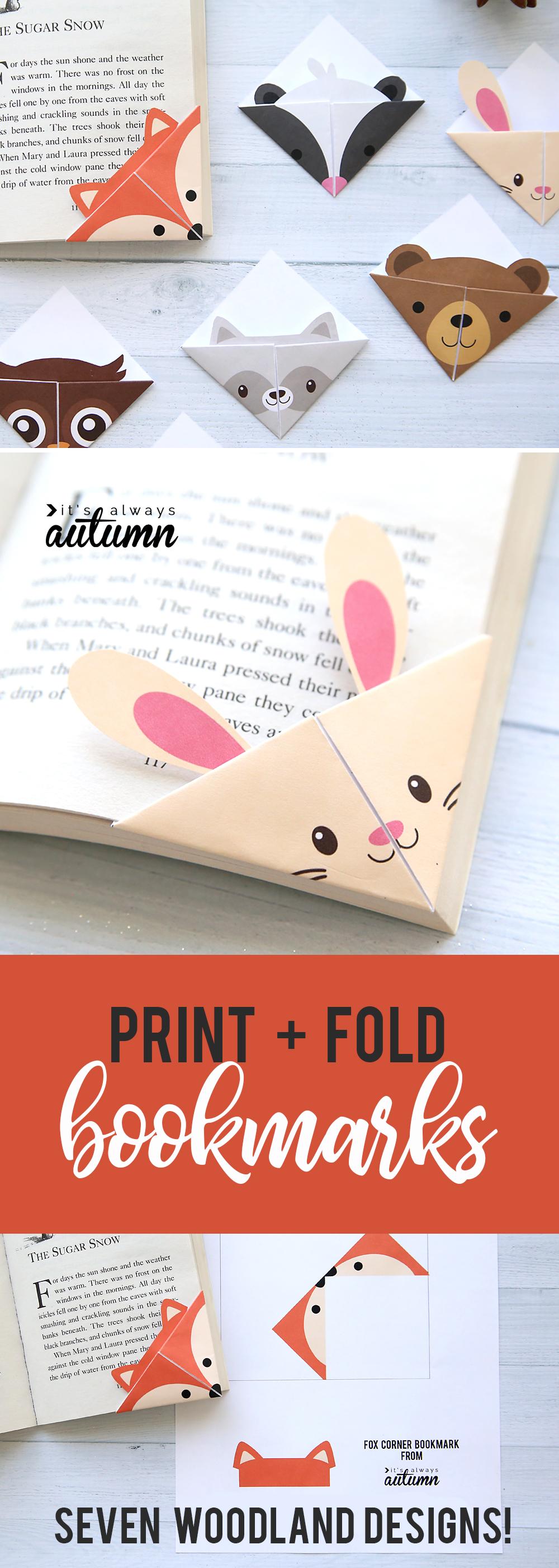 how-to-make-origami-bookmark-corner-bookmark-woodland-creatures-free-printable-1.jpg