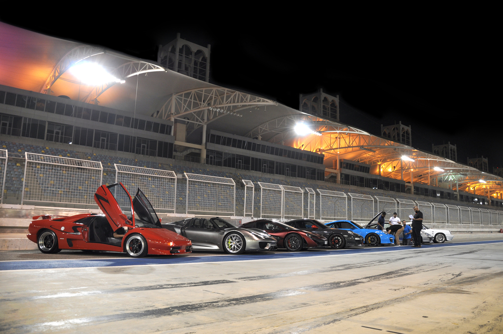 Supercars at Bahrain