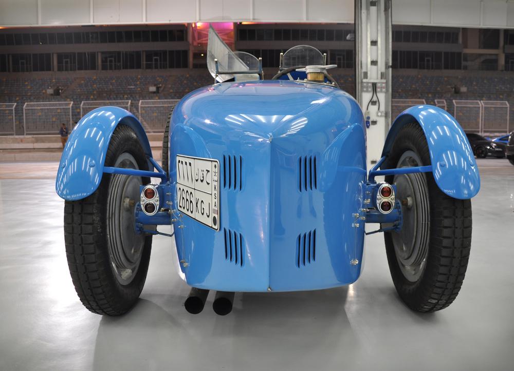 Bugatti Type 35 Classic Car