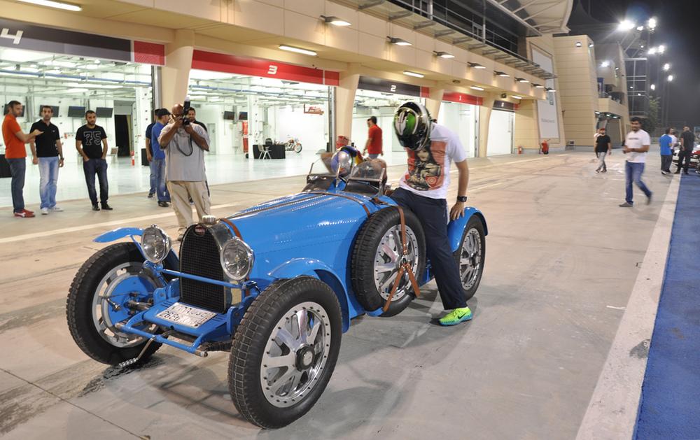 Classic Bugatti Type 35