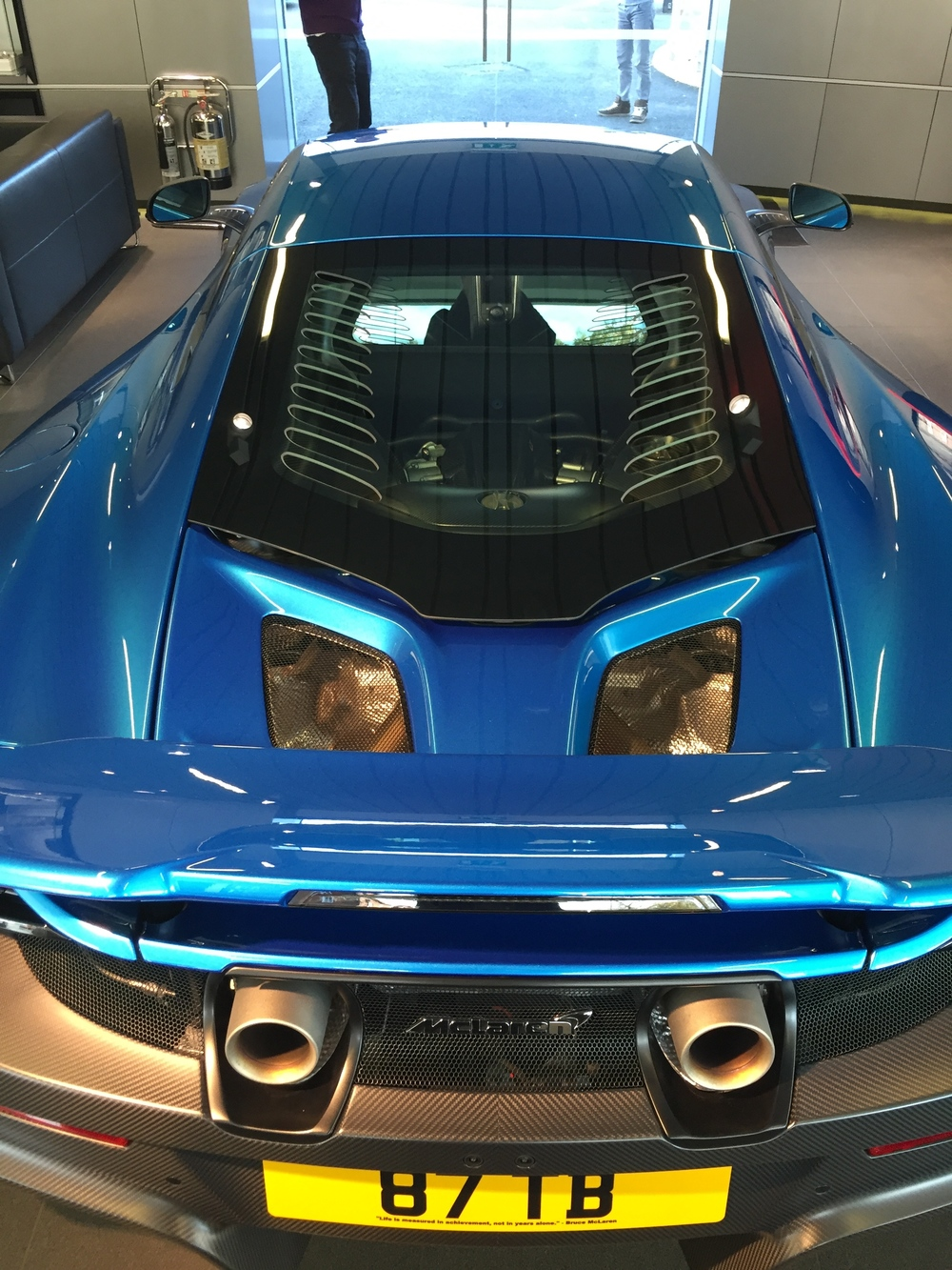 Cerulean Blue 675LT