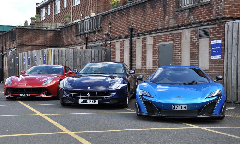 Ferrari F12 MrJWW FF & 675LT