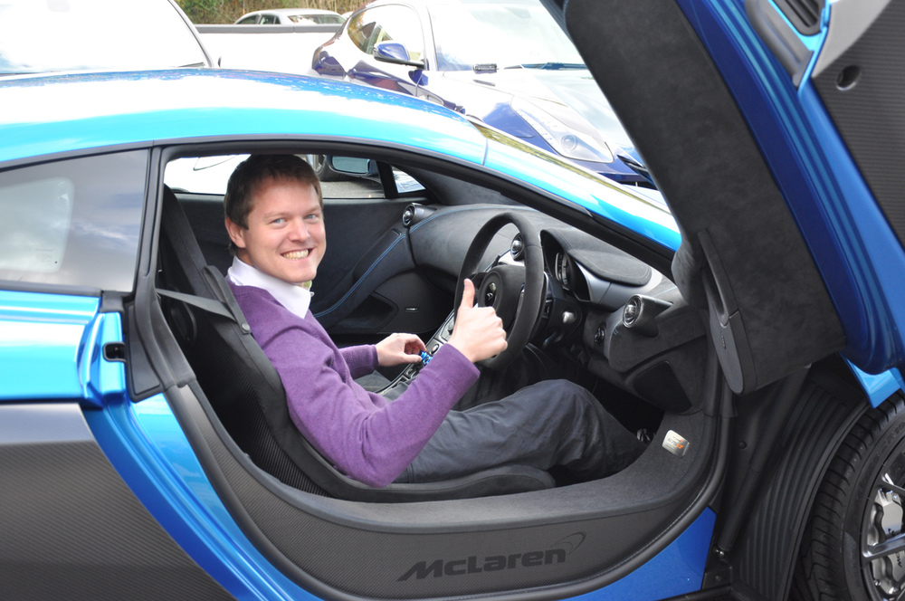 Shmee Collects McLaren