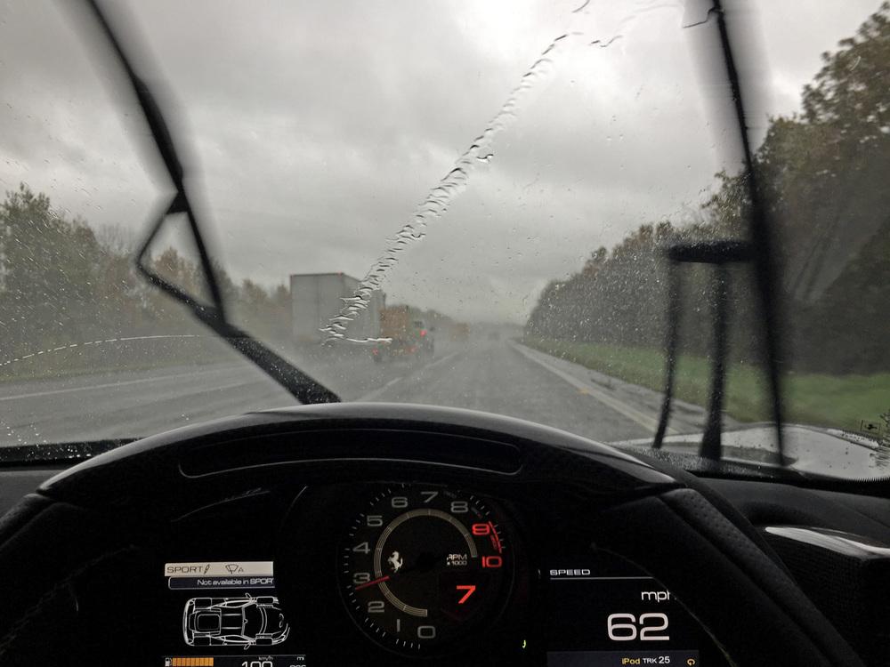 458 Speciale Rain