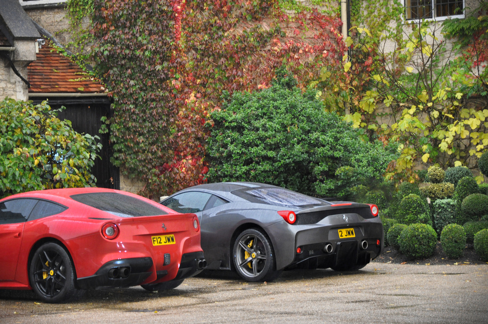 F12 and Speciale MrJWW