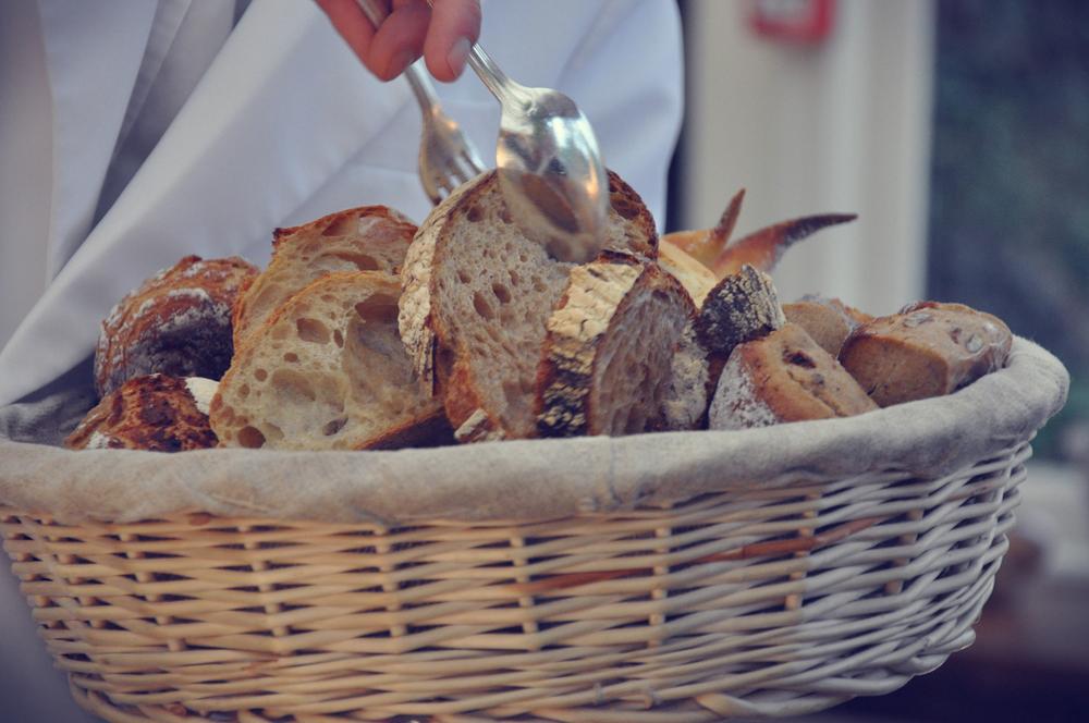 Crispy Ferrari Bread