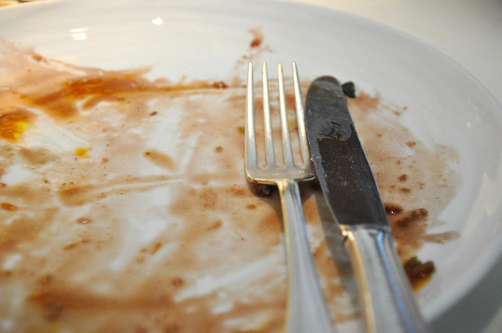 Finished Food