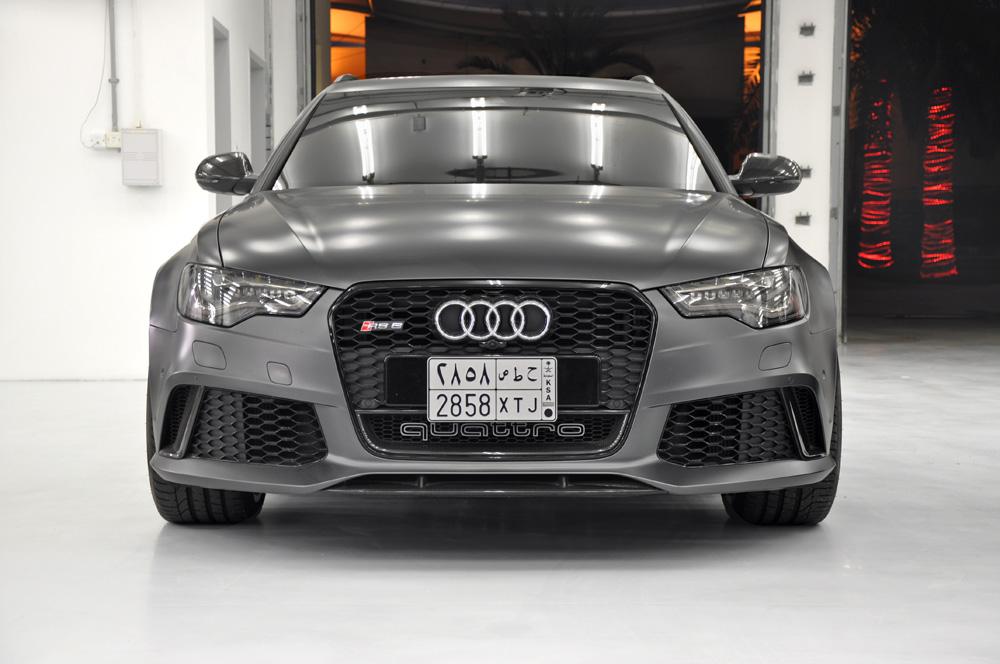 MrJWW Audi RS6